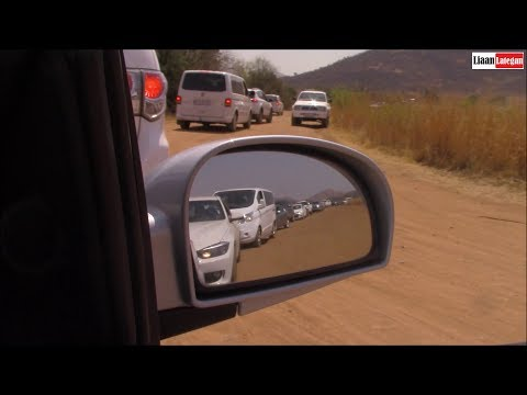 Safari Traffic - what to expect | Leopard sighting 🐆