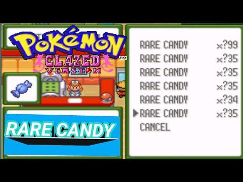 Вопрос: Как ввести читы в Pokemon Glazed?