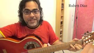 Paco de Lucia´s true musical influences / Q & A on Modern flamenco guitar by Ruben Diaz CFG Spain