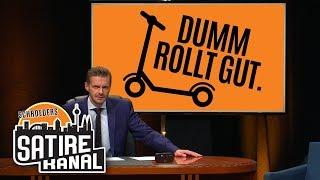 Florian Schroeder: Dumm rollt gut – Die E-Scooter- Pest
