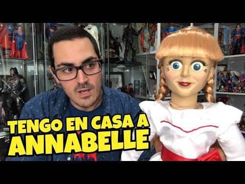 unboxing-de-annabelle-+-la-historia-de-la-autÉntica-muñeca-maldita-😱
