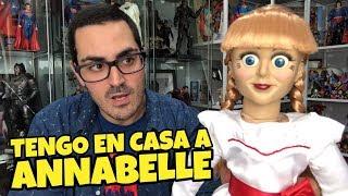 Download lagu UNBOXING de Annabelle + la historia de la AUTÉNTICA muñeca maldita 😱