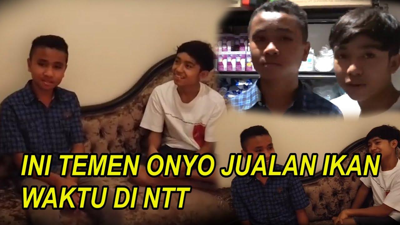 The Onsu Family - Ini Temen Onyo Jualan ikan waktu di NTT