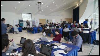 UNWTO Smart Destinations Hackathon - Full video