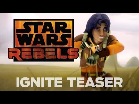 First look at Star Wars Rebels with two teaser promos