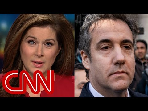 Erin Burnett: Source tells WSJ Michael Cohen will say things that will give you chills