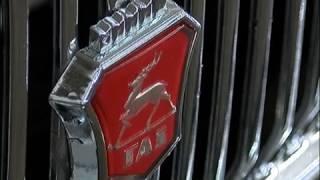 Необычная Волга ГАЗ 31013 спецмашина для КГБ