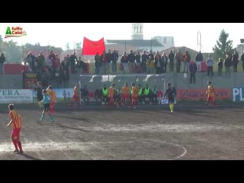 Gir. A. S. Benedetto - Real Giulianova (0 - 0). La telecronaca del 1° tempo