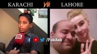 Karachi vs Lahore in memes   PakiXah