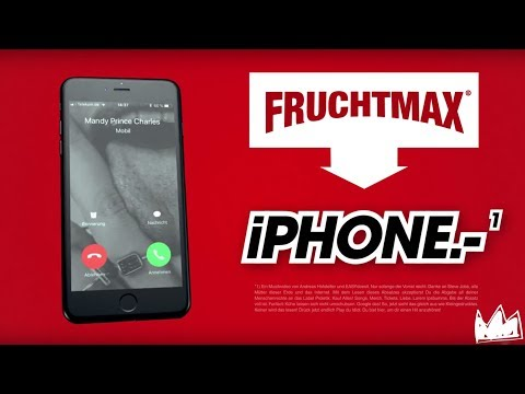 Fruchtmax - iPhone (Official Music Video)
