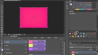 Как создать видео в фотошопе CS6(ЗЫ: видео создается в маленьком изображении. Чтобы изменить размер. заходим: Изображение: Размер изображени..., 2015-11-17T15:09:05.000Z)