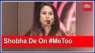 Big Fishes Still At Large : Shobha De On #MeToo | To The Point