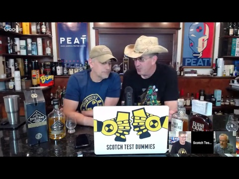 LIVE Impromptu Two Brewers Yukon Peated Single Malt