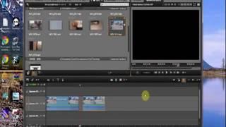 Как вырезать часть видео в Pinnacle Studio 19