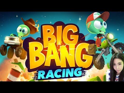 เจ้ามดขับรถแข่งสุดฮา Big Bang Racing เกมมือถือ [DevilMeiji]