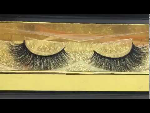 Qingdao curly mink fasle eyelash wholesale .3D43.You Will Love It