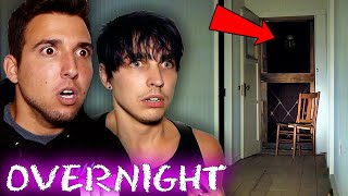 Terrifying Night in Haunted Ghost Town | Cerro Gordo