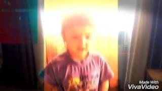 Ребёнок  делится впечатлением от фильма