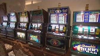 Las Vegas penthouse with private casino