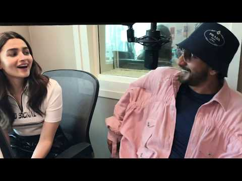 Alia Bhatt & Ranveer Singh best ever interview | Thoughts on each other, Gully Boy & more | Hrishi K