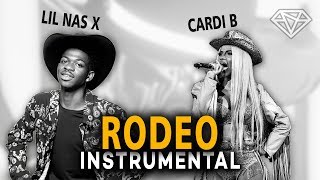 Lil Nas X, Cardi B - Rodeo (Instrumental) [Reprod. By Diamond Style]