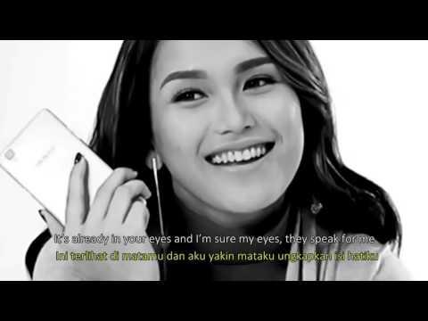Ayu Ting Ting   All I Ask   Adele Lyrics Video Cover Engsub