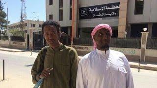 التمييز الذي يمارسه داعش ضد افراده الافارقة
