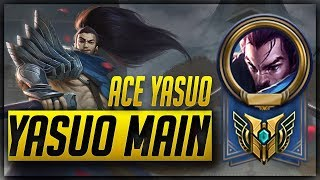 """Yasuo Main"" Montage (Best Yasuo Plays) 