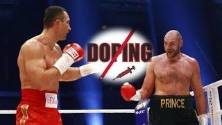 Фьюри и допинг. Реакция Владимира Кличко