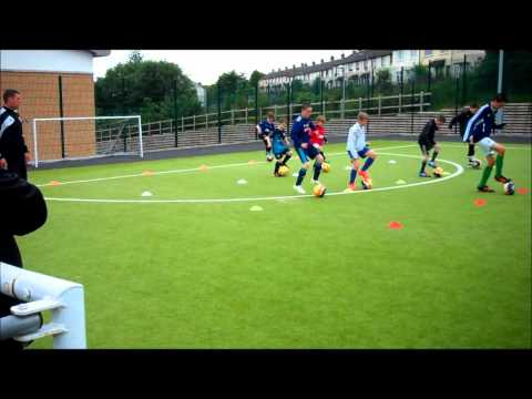 Premier League Academy Coaching Clinic, Part 1
