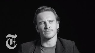 Michael Fassbender Interview   Screen Test   The New York Times thumbnail