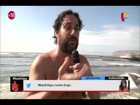 """""""Loco Wagner"""" y la ruta de la droga en Punta Hermosa"""