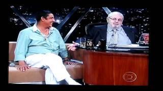 Zeca Pagodinho no Jô Soares