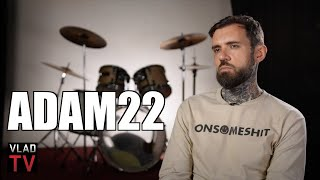 Adam22 on Chet Hanks Getting Beat Up By Black Girlfriend, Calling Her a Ghetto A** B**** (Part 16)