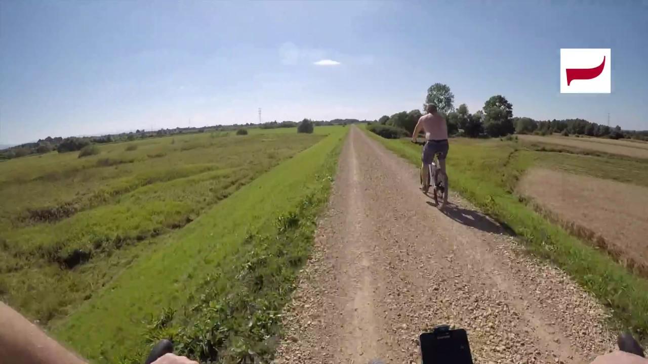 Ścieżka Rowerowa Wzdłuż Wisły