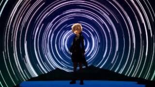 AMV dance video. Dj -- Луна на Небе зажигает прожектор (mix)