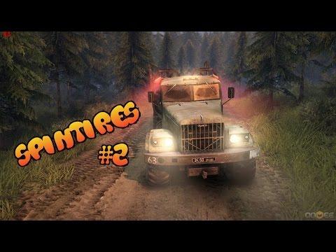 Spintires - гонки в грязи #2