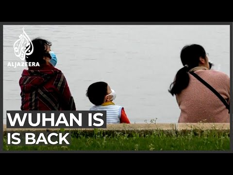 Wuhan awakens from