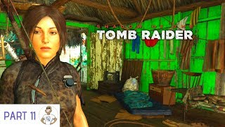SHADOW OF THE TOMB RAIDER (PS4) - Gameplay Walkthrough PART 11 - CHALLENGE TOMB DEATH!