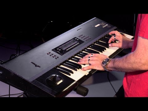 korg-m1-synthesizer:-famous-sounds