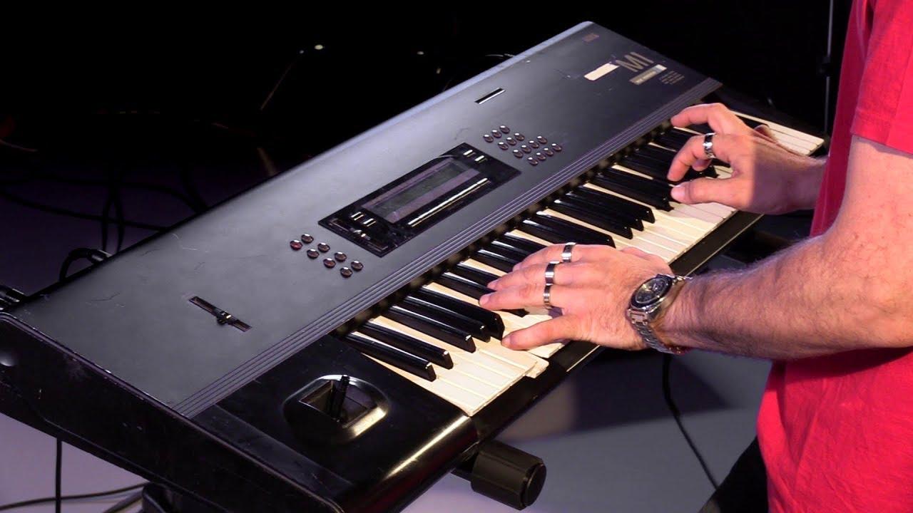 Korg M1 Synthesizer: Famous Sounds - YouTube