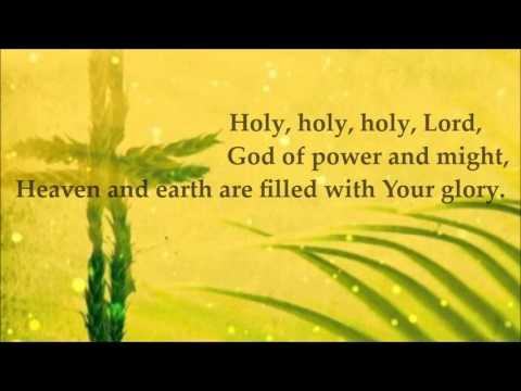 Holy, Holy, Holy (Hosanna)