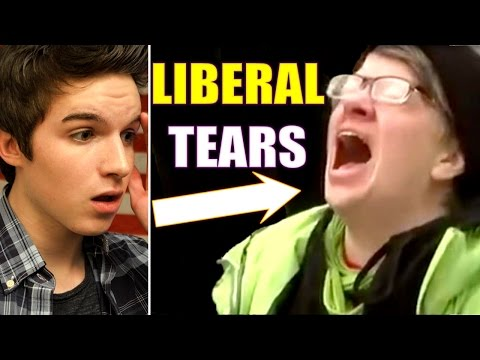 Trump is President - Liberals Scream and Cry!