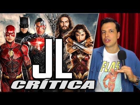 Reseña Crítica JUSTICE LEAGUE / La Liga de la Justicia - Opinión de Película sin Spoilers - Review