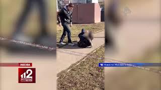 Избил подростка за то, что тот оскорбил пенсионерку. Видео!
