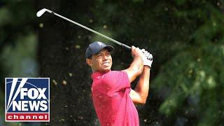 ESPN host slams Tiger Woods' 'respect' the presidency remark thumbnail