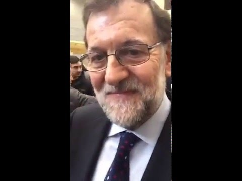 Cifuentes y Rajoy se apuntan a los vídeo selfies