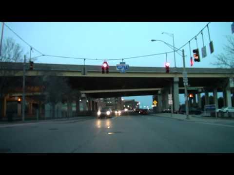Cincinnati, OH Night Tour Part 1