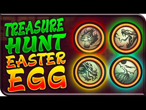 shaolin shuffle æ ¯ new chi ability found │ billion dollar easter egg treasure hunt $