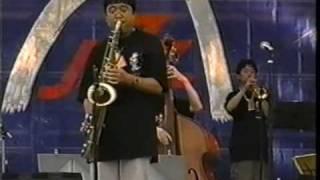 Del Sasser - Lee Sarah Special Big Band - Tokyo - 2000 Jazz